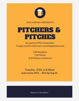 Pitchers & Pitches