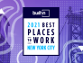 100 Best Places to Work In NYC in 2021