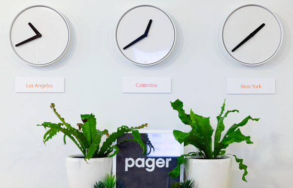 pager offices nyc